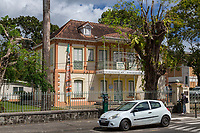 Fort-de-France, Martinique.  Museum of History and Ethnography.