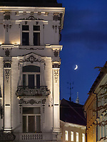 Palais Palugyay am Hauptplatz Hlavne nam., Bratislava, Bratislavsky kraj, Slowakei, Europa<br /> Palais Palugyay at main square Hlavne nam., Bratislava, Bratislavsky kraj, Slovakia, Europe