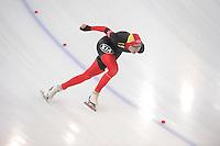 SPEEDSKATING: SOCHI: Adler Arena, 21-03-2013, Essent ISU World Championship Single Distances, Day 1, 1500m Men, Bart Swings (BEL), © Martin de Jong
