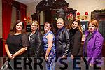 Enjoying the Womens Little Christmas celebrations in the Grand Hotel on Saturday night last. L to r, Jane Lomasney, Margaret O'Connell, Ann Shortland, Debra Buckley, Christina Lovett and Majella Forde.