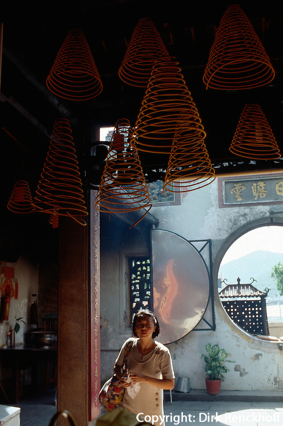 daostischer A Ma-Tempel in Macao, China