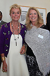 PALM SPRINGS - APR 27: Donna MacMillan, Meg Thomas at a cultivation event for The Actors Fund at a private residence on April 27, 2016 in Palm Springs, California