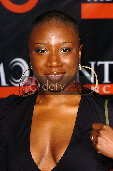 """Aisha Hinds<br />at the premiere of """"The Seat Filler"""". El Capitan Theatre, Hollywood, CA. 02-22-06<br />Dave Edwards/DailyCeleb.com 818-249-4998"""