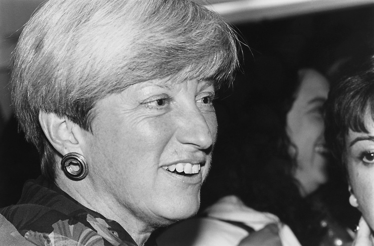 Sen. Nominee Lynn Yeakel, D-Pa., in May 1992. (Photo by Maureen Keating/CQ Roll Call via Getty Images)