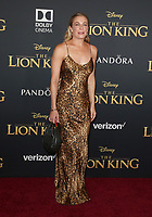 HOLLYWOOD, CA - JULY 9: LeAnn Rimes at The Lion King Film Premiere at El Capitan Theatre in Hollywood, California on July 9, 2019. <br /> CAP/MPIFS<br /> ©MPIFS/Capital Pictures