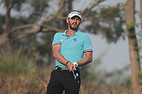 Joost Luiten (NED) in action on the 12th during Round 2 of the Hero Indian Open at the DLF Golf and Country Club on Friday 9th March 2018.<br /> Picture:  Thos Caffrey / www.golffile.ie<br /> <br /> All photo usage must carry mandatory copyright credit (&copy; Golffile | Thos Caffrey)