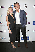 LOS ANGELES - SEP 21:  Alessandra Brawn, Will Arnett at the Brent Shapiro Foundation Summer Spectacular 2019 at the Beverly Hilton Hotel on September 21, 2019 in Beverly Hills, CA