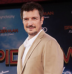 """Nathan Fillion 130 arrives for the premiere of Sony Pictures' """"Spider-Man Far From Home"""" held at TCL Chinese Theatre on June 26, 2019 in Hollywood, California"""
