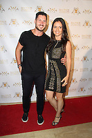 Val Chmerkovskiy, Danica McKellar<br /> Dance With Me USA Grand Opening, Dance With Me Studio, Sherman Oaks, CA 09-10-14<br /> David Edwards/DailyCeleb.com 818-249-4998