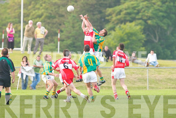 Dingle v South Kerry at Dingle on Saturday.