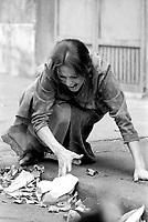 "Film ""La Storia"" di Luigi Comencini   1986.  Claudia Cardinale"