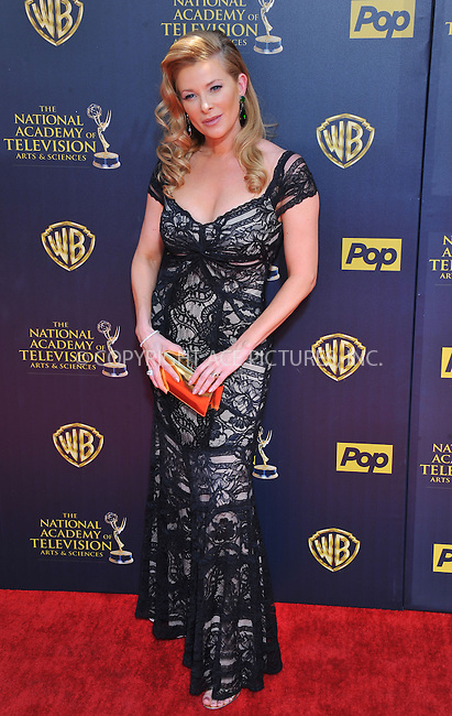WWW.ACEPIXS.COM<br /> <br /> April 26 2015, LA<br /> <br /> Cady McClain arriving at The 42nd Annual Daytime Emmy Awards at Warner Bros. Studios on April 26, 2015 in Burbank, California.<br /> <br /> By Line: Peter West/ACE Pictures<br /> <br /> <br /> ACE Pictures, Inc.<br /> tel: 646 769 0430<br /> Email: info@acepixs.com<br /> www.acepixs.com