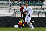 13 December 2009: Akron's Anthony Ampaipitakwong. The University of Virginia Cavaliers defeated the University of Akron Zips 3-2 on penalty kicks after playing to a 0-0 overtime tie at WakeMed Soccer Stadium in Cary, North Carolina in the NCAA Division I Men's College Cup Championship game.