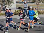 A photograph during the Run with the Girls event at Damonte Ranch High School on Sunday, Nov. 5, 2017.