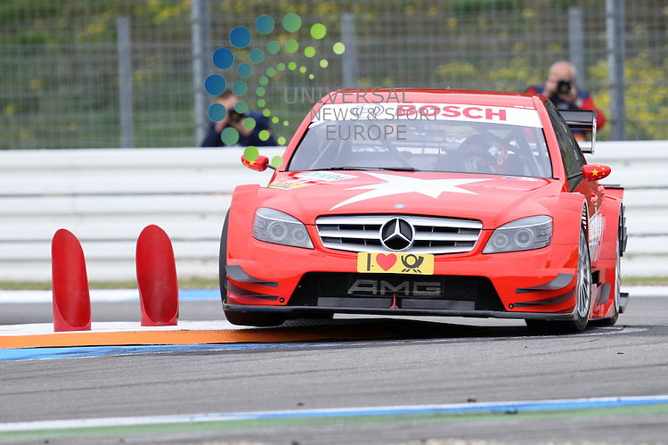 DTM 2010,09.Lauf Hockenheimring,15.-17.10.10.CongFu Cheng (CN#21) stern AMG Mercedes..Picture: Hasan Bratic/Universal News Sport (Europe) 15 October 2010.