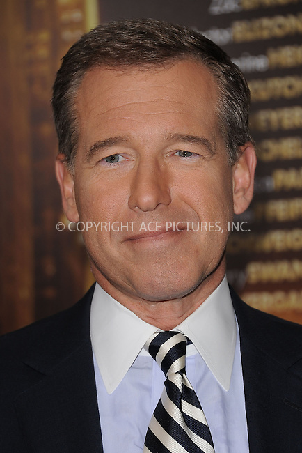 WWW.ACEPIXS.COM . . . . . .December 7, 2011...New York City.....Brian Williams attends the 'New Year's Eve' premiere at the Ziegfeld Theatre on December 7, 2011 in New York City....Please byline: KRISTIN CALLAHAN - ACEPIXS.COM.. . . . . . ..Ace Pictures, Inc: ..tel: (212) 243 8787 or (646) 769 0430..e-mail: info@acepixs.com..web: http://www.acepixs.com .