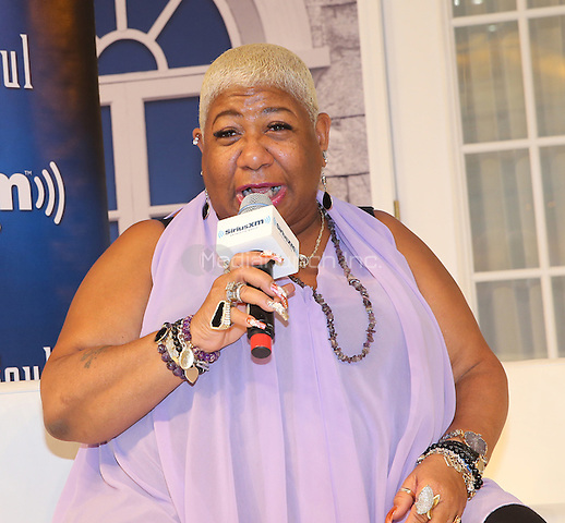 NEW ORLEANS, LA - JULY 4: Luenell at the Ford Motor Company booth at the 2015 Essence Festival at Ernest N. Morial Convention Center on July 4, 2015 in New Orleans, Louisiana. Credit: mpiPG/MediaPunch