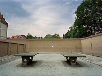 Bautzen 2, a former Stasi prison for political prisoners. The Cold War, which formed part of the collective consciousness of post war Europe from 1945 until 1989, dominated the military and political landscape. These sparse and ageing relics of the covert war in Europe remain as testaments to the existence of this significant period in the shared history of the East and West. CHECK with MRM/FNA
