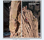 Rock climbers in Boulder, Colorado, John offers private photo tours and workshops throughout Colorado. Year-round.