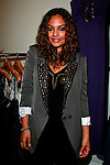 October 1, 2009:  Guests at the Anat B store opening party at  the Westfield Century City Mall in Los Angeles, California..Photo by Nina Prommer/Milestone Photo