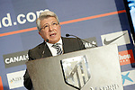 Atletico de Madrid's President Enrique Cerezo. September 10, 2013. (ALTERPHOTOS/Acero)