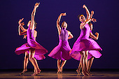 LONDON - ENGLAND, Alvin Ailey American Dance Theater, World Premiere of Anointed, Sadler's Wells, London