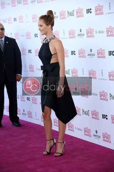 Jennifer Lawrence<br /> at the 2013 Film Independent Spirit Awards, Private Location, Santa Monica, CA 02-23-13<br /> David Edwards/DailyCeleb.com 818-249-4998