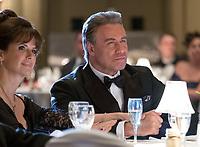 Gotti (2018)<br />  John Travolta &amp; Kelly Preston<br /> *Filmstill - Editorial Use Only*<br /> CAP/MFS<br /> Image supplied by Capital Pictures