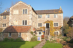 Pottery bed and breakfast accommodation at Lacock, Wiltshire, England, UK