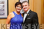 Anthony and Oonagh O'Gara attending the Enable Ireland Diamond Ball in the Ballygarry House Hotel on Saturday