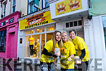 Darkness into Light are opening a registration office on Castle Street opposite Bank of Ireland, for Pieta House. Pictured Mairead McMahon, Marilyn O'Shea, Ann Leahy O'Shea