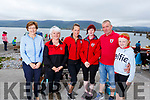 Showing support for the Fossa rowing club at the Fenit Regatta on Sunday.<br /> L-r, Sheila O&rsquo;Shea, Siobhan Coffey, Breda O&rsquo;Sullivan, Mags, Thomas and Yvonne O&rsquo;Connell.
