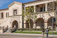 Fullerton College Campus Center