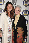 BEVERLY HILLS, CA - OCTOBER 24: Actress Lee Meriwether (R) and daughter Lesley Aletter attend the Last Chance for Animals Benefit Gala at The Beverly Hilton Hotel on October 24, 2015 in Beverly Hills, California.