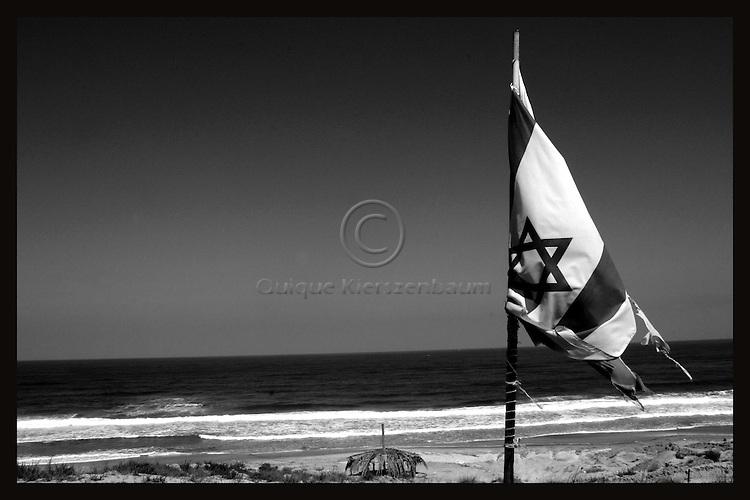 Tel Katifa, Gush Katif. Photo by UQique Kierszenbaum
