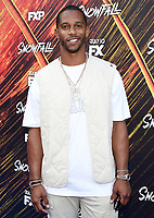 "LOS ANGELES - JULY 08: Victor Cruz attends the Red Carpet Event for FX's ""Snowfall"" Season Three Premiere Screening at USC Bovard Auditorium on July 8, 2019 in Los Angeles, California. (Photo by Frank Micelotta/PictureGroup)"