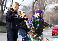 Guerin Catholic HS Community Service Day 11-15-12