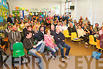 North Kerry Wind Turbine Meeting: Crowd at  the anti turbine meeting held in Dromclough  NS on Thursday night last.