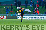 Alan O Sullivan, Dr Crokes  during the Kerry County Senior Club Football Championship Final match between East Kerry and Dr. Crokes at Austin Stack Park in Tralee, Kerry.