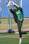 Getafe's Leandro Chichizola during training session. May 25,2020.(ALTERPHOTOS/Acero)