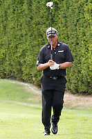Darren Clarke (NIR) on the 9th on the 1st day of the Omega European Masters, Crans-Sur-Sierre, Crans Montana, Switzerland..Picture: Golffile/Fran Caffrey..