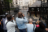 London, UK - 23 July 2020<br /> Johnny Depp libel trial against The Sun, a tabloid newspaper, at The Royal Courts of Justice.<br /> CAP/GOL<br /> ©GOL/Capital Pictures