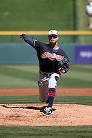 Corey Kluber - Cleveland Indians 2016 spring training (Bill Mitchell)