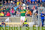 Johnny Buckley in action against Waterford last Saturday in Fitzgerald Stadium for the Munster GAA football championship