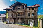 Stary dom, Szczawnica