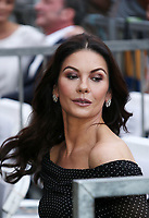 Hollywood, CA - November 06 Catherine Zeta Jones, Attends Michael Douglas Honored With Star On The Hollywood Walk Of Fame on November 06, 2018. <br /> CAP/MPI/FS<br /> &copy;FS/MPI/Capital Pictures