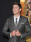 Zac Efron at The Warner Bros. Pictures World Premiere of New Year's Eve  held at The Grauman's Chinese Theatre in Hollywood, California on December 05,2011                                                                               © 2011 Hollywood Press Agency