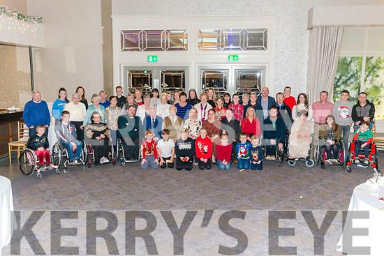 Spina Bifida Christmas Party at the Oaks Hotel, Killarney last Sunday night.
