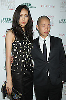 May 30, 2012 Jason Wu at the Clarins Million Meals Concert for Feed at Alice Tully Hall, Lincoln Center in New York City. © RW/MediaPunch Inc.