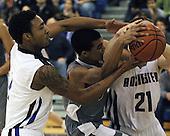 North Farmington at Rochester, Boys Varsity Basketball, 12/7/12